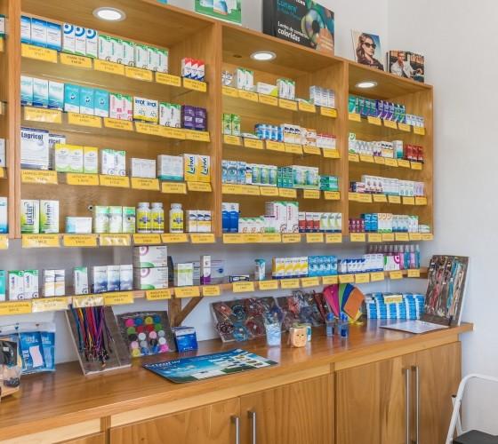farmacie oftalmologica)